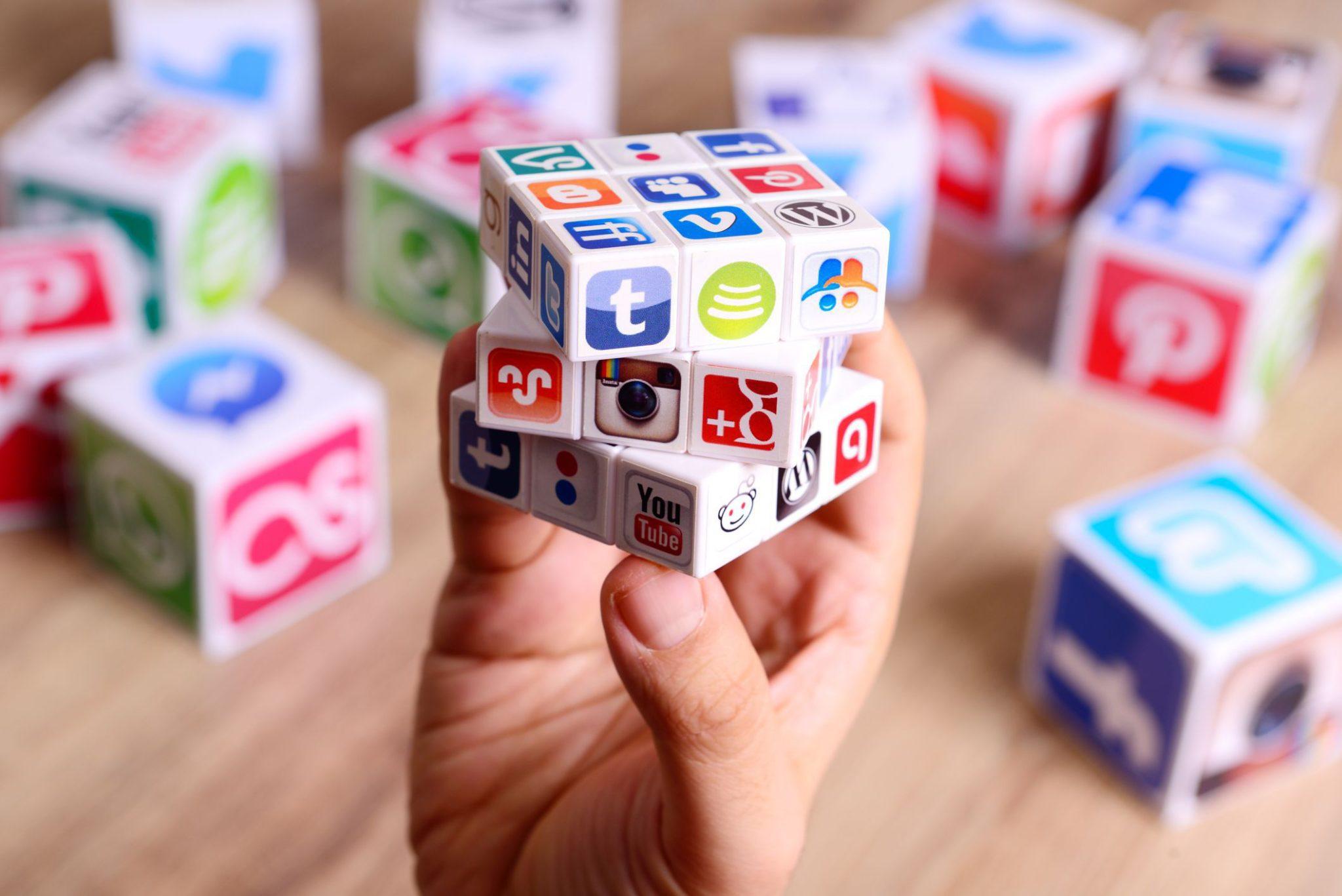 Divulgar un evento en las redes sociales